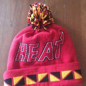 Miami Heat NBA Winter Hat